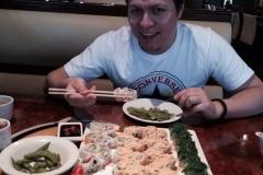 Entrandole al Sushi